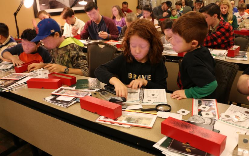 Young Numismatists